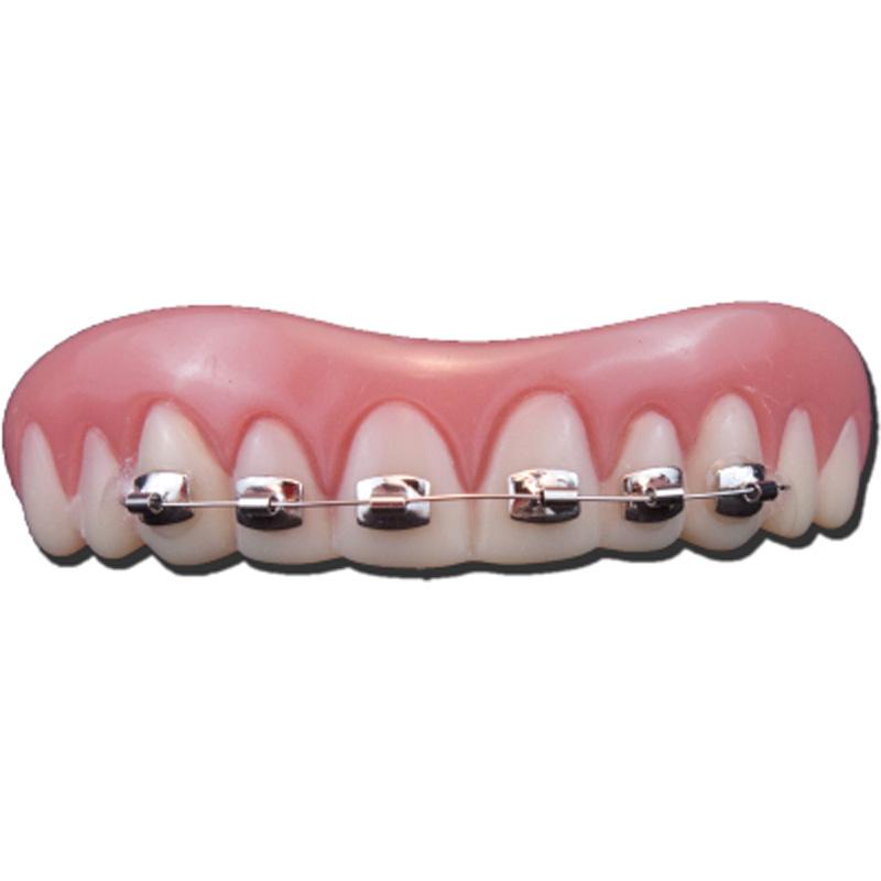 Fool-all Braces Teeth