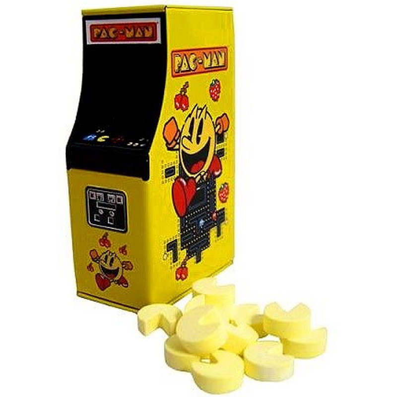 Pac-Man Arcade Tin
