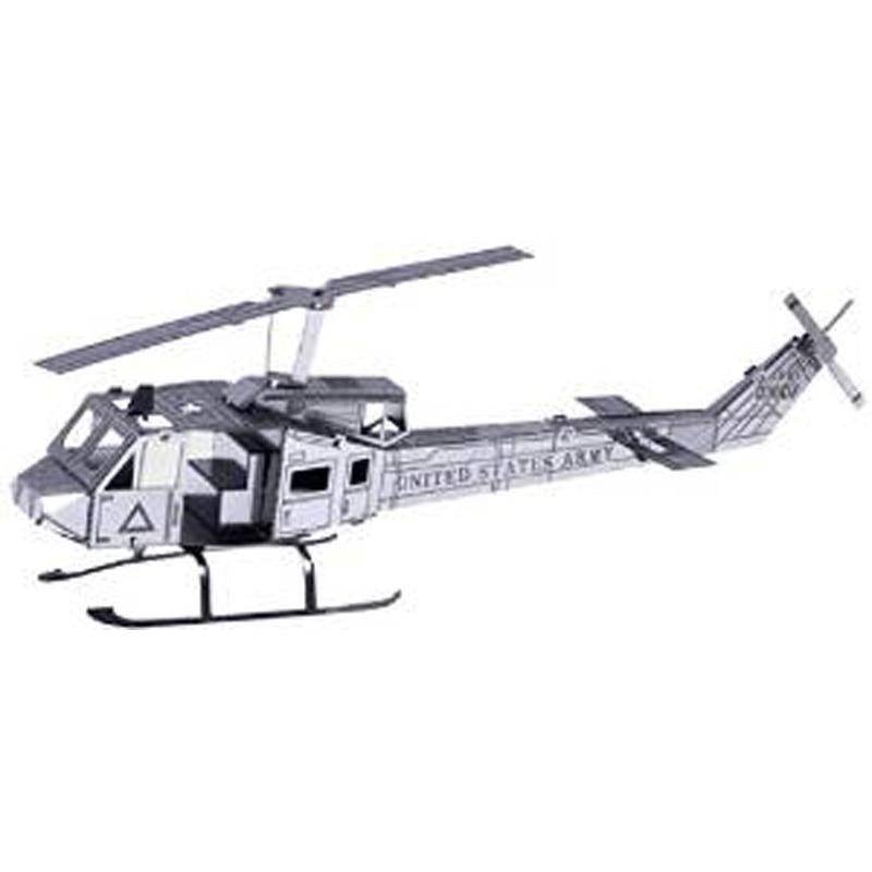 Metal Earth: Huey Helicopter