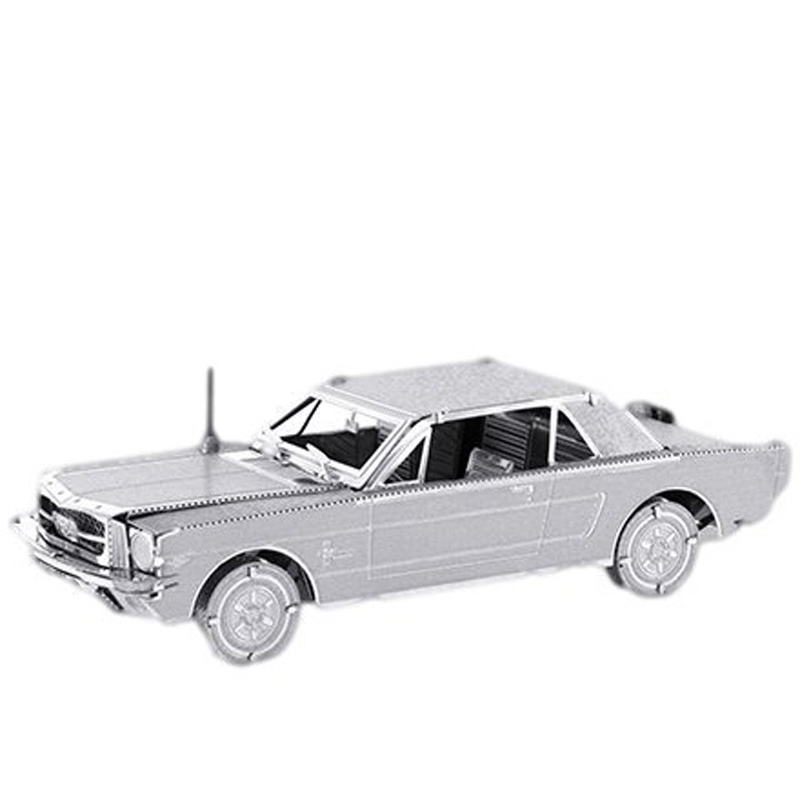 Metal Earth: 1965 Ford Mustang