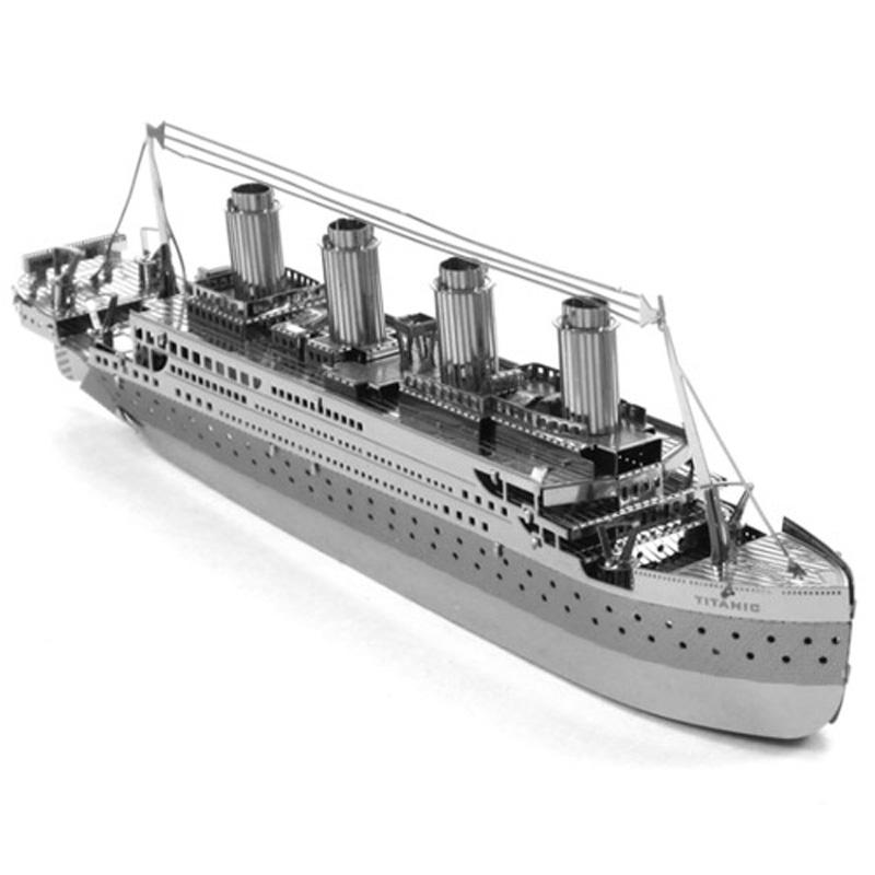 Metal Earth: Titanic Ship