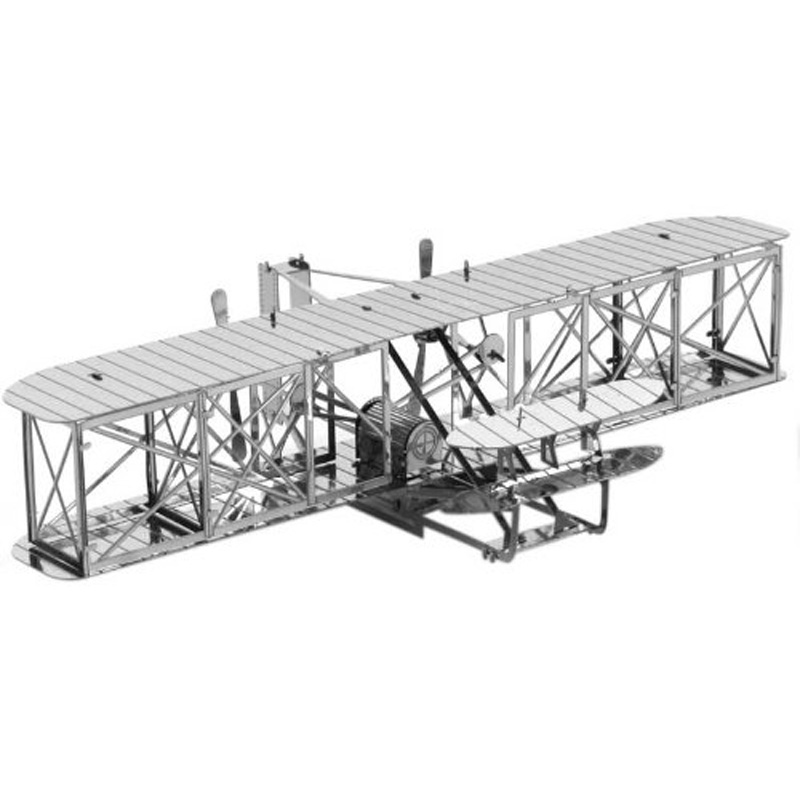 Metal Earth: Wright Brothers Airplane