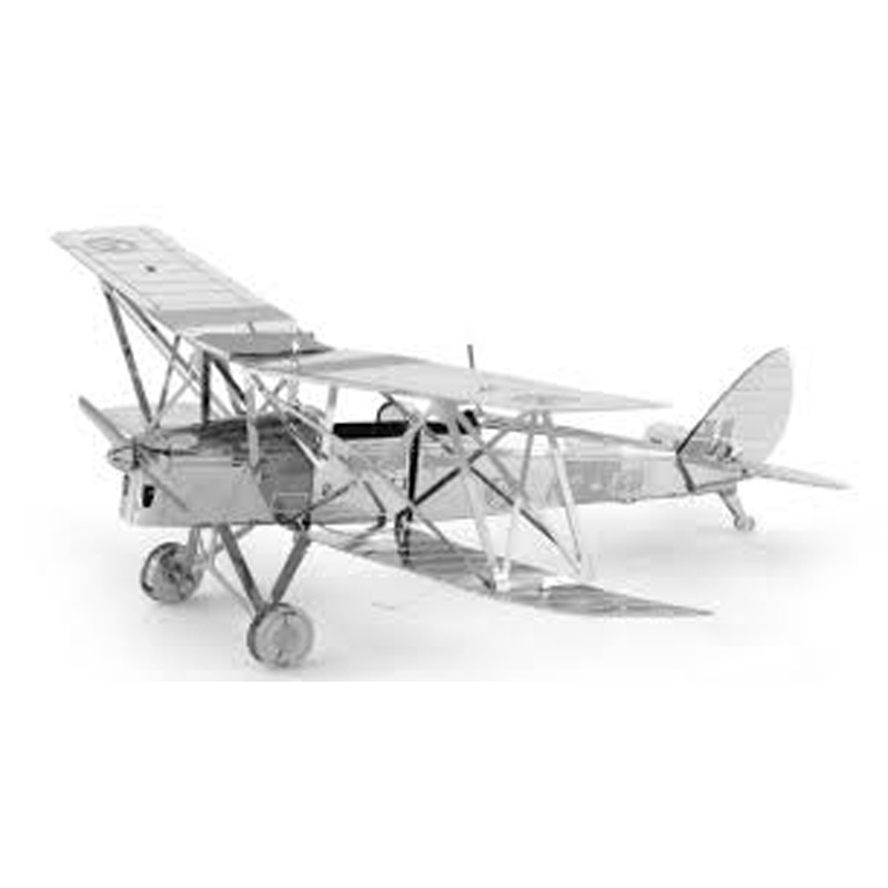 Metal Earth: De Havilland Tiger Moth DH82