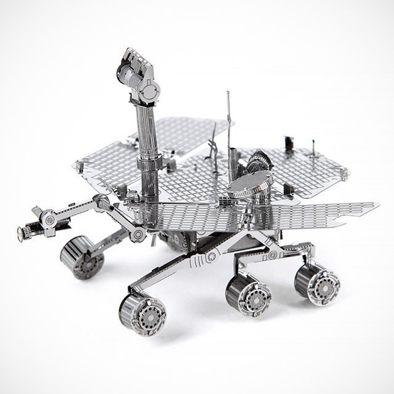 Metal Earth: Mars Rover