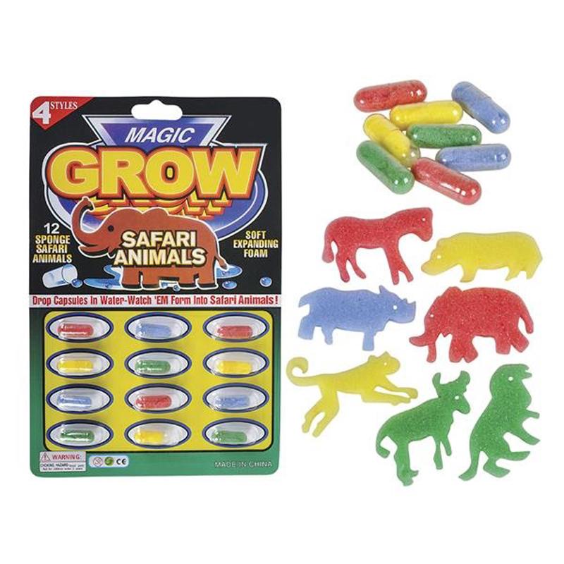 Magic Growing Animals Capsules