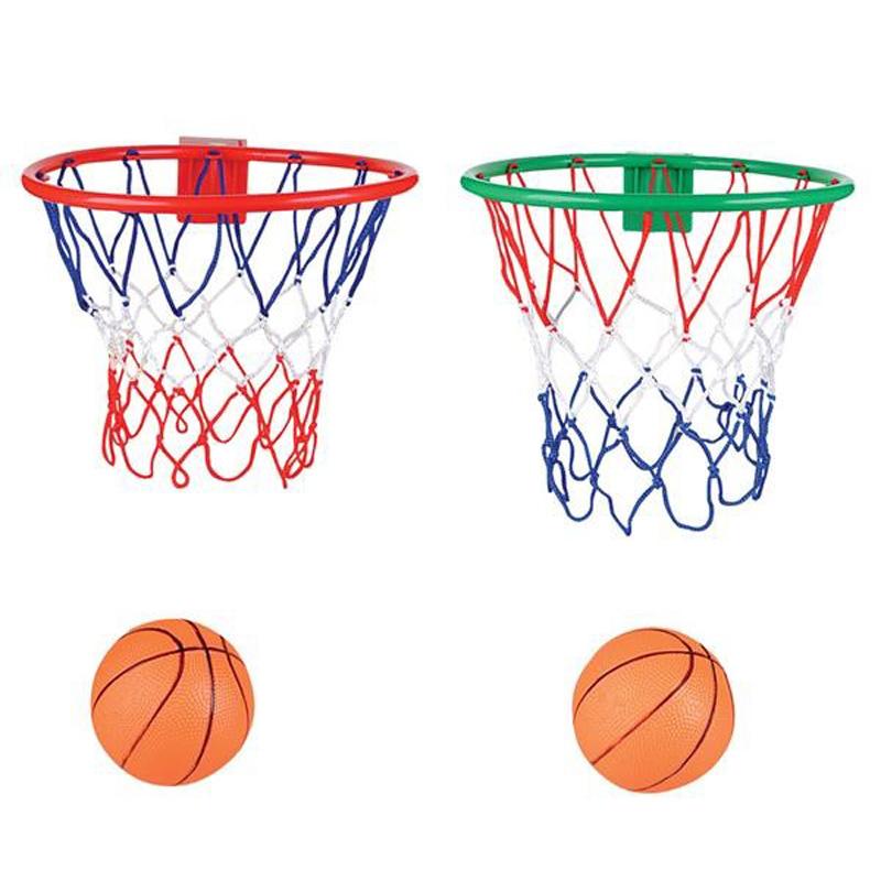 Over the Door Basketball Set