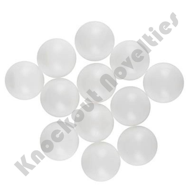 """(Dozen) 1.5"""" Ping Pong Balls"""
