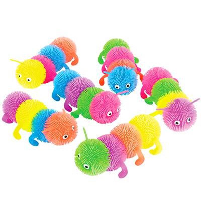 """6"""" Caterpillar Puffer Ball"""