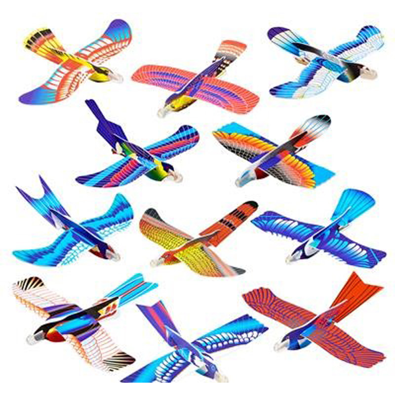"""(48 Count) 7"""" Bird Glider"""