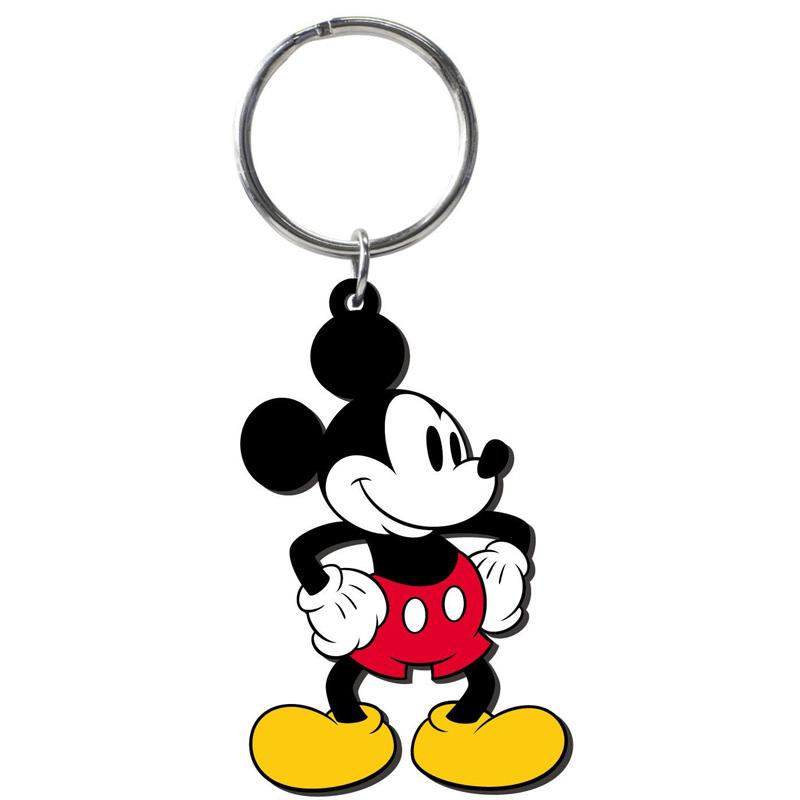 Key Ring - Disney - Mickey Retro