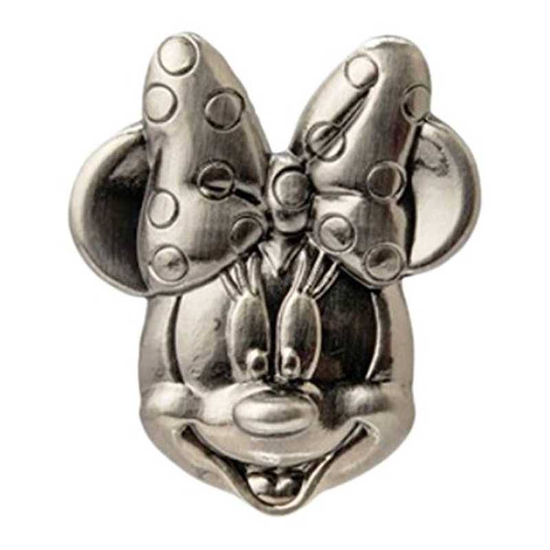 Lapel Pin - Mickey Gang - Minnie