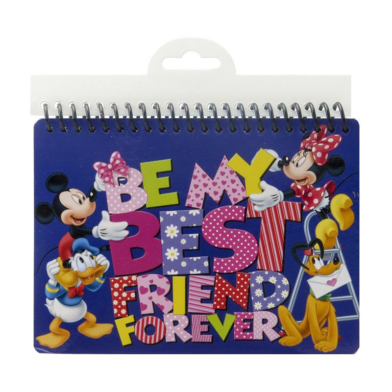 Autograph Book - Mickey Gang - Best Friend