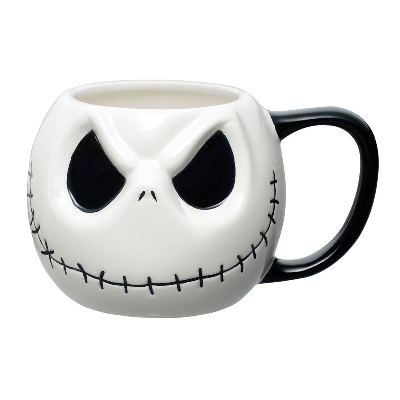 Mug - Nightmare Before Christmas - Jack Head