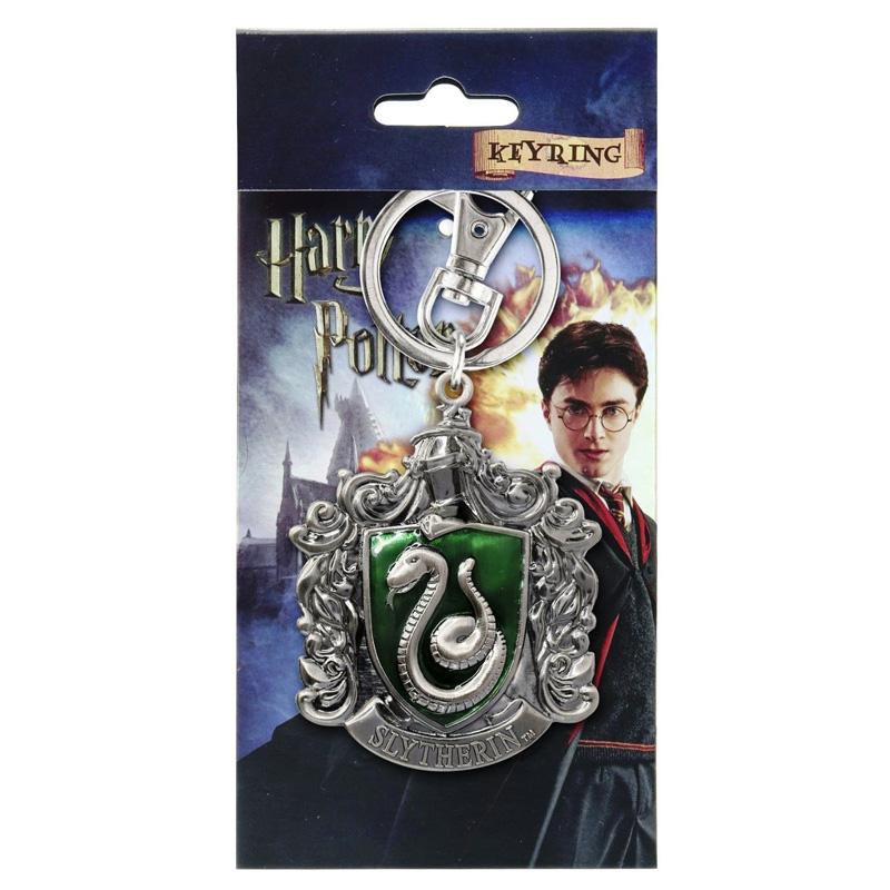 Key Ring - Harry Potter - Slytherin