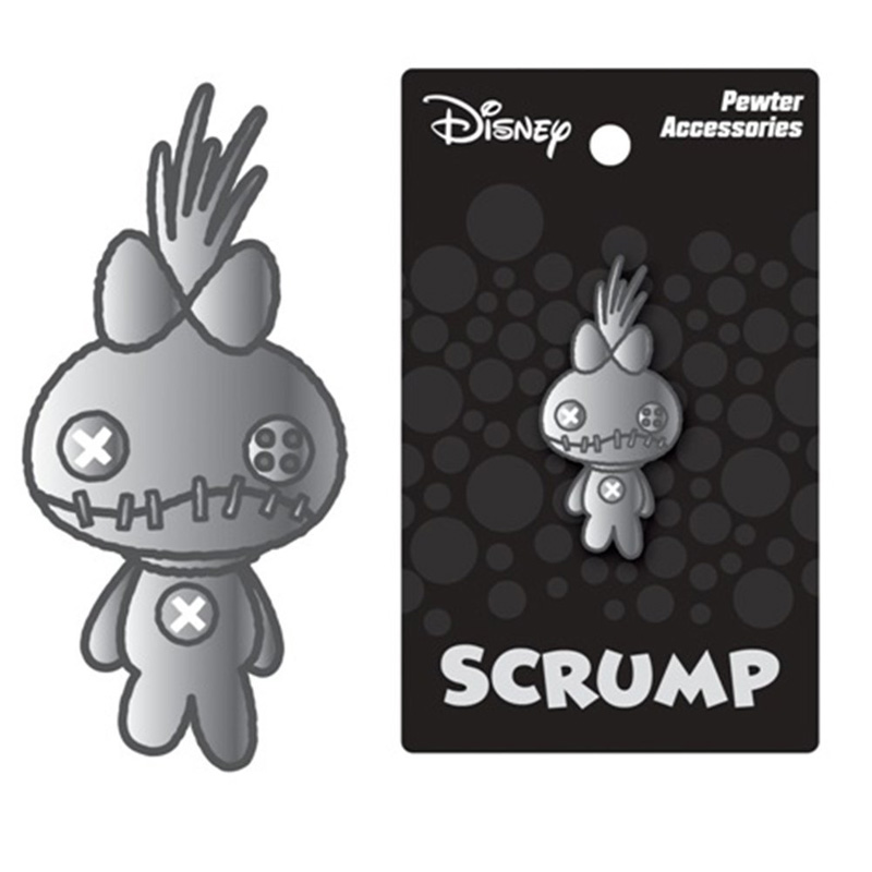 Lapel Pin - Lilo & Stitch - Scrump