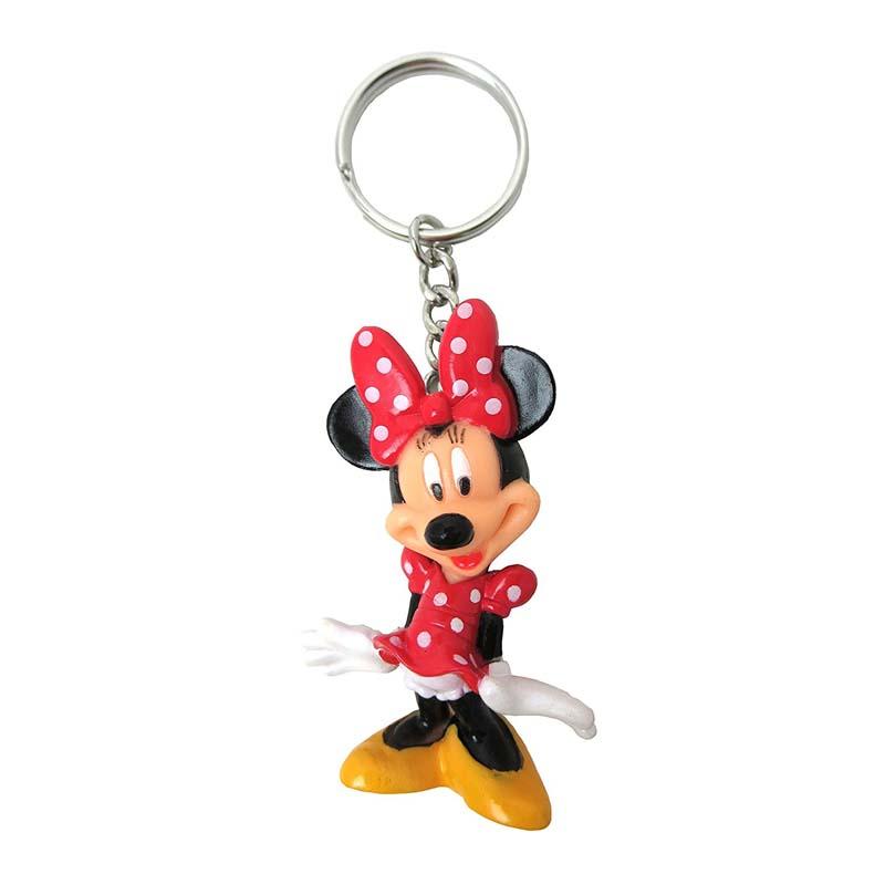 Figural Keyring - Minnie