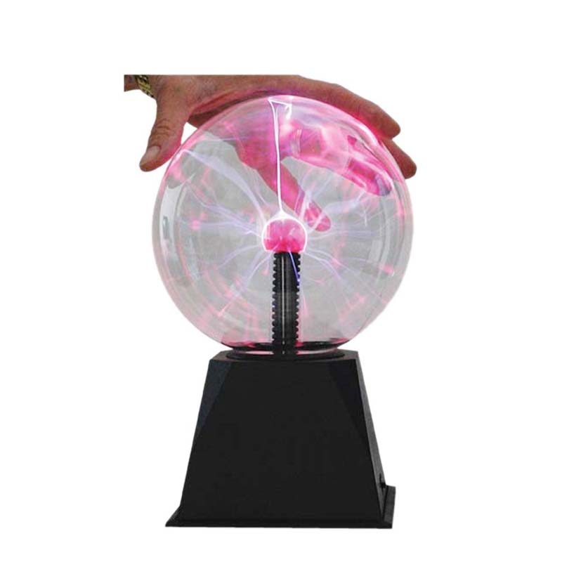 Plasma Ball Lamp 6""