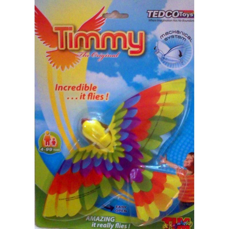 Timmy Bird Ornithopter