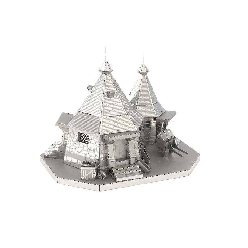 Metal Earth: Harry Potter - Rubeus Hagrids Hut
