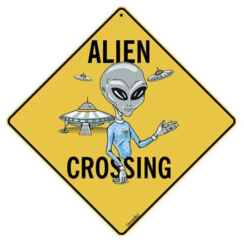 Alien - Sign