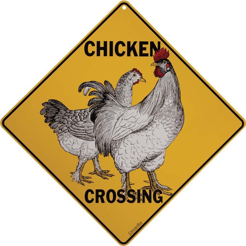 Chicken  - Sign
