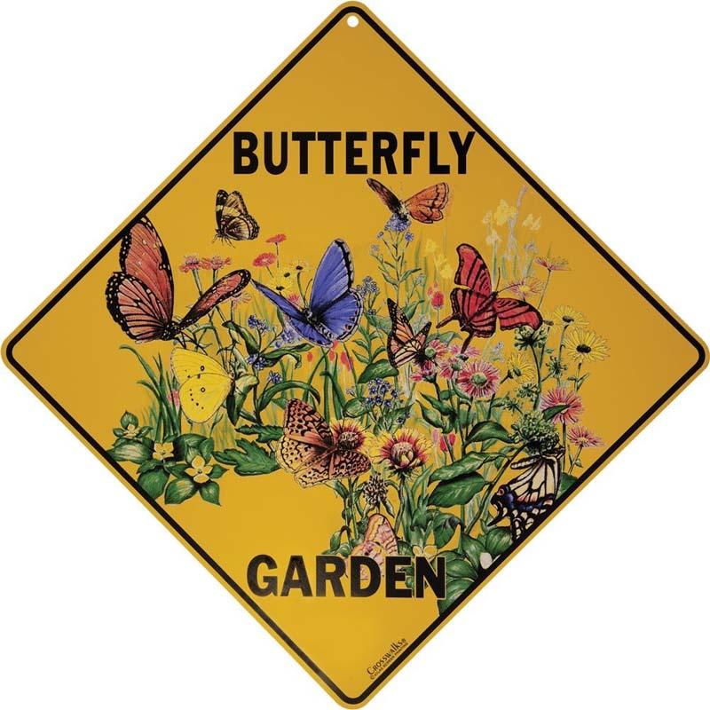 Butterfly Garden  - Sign