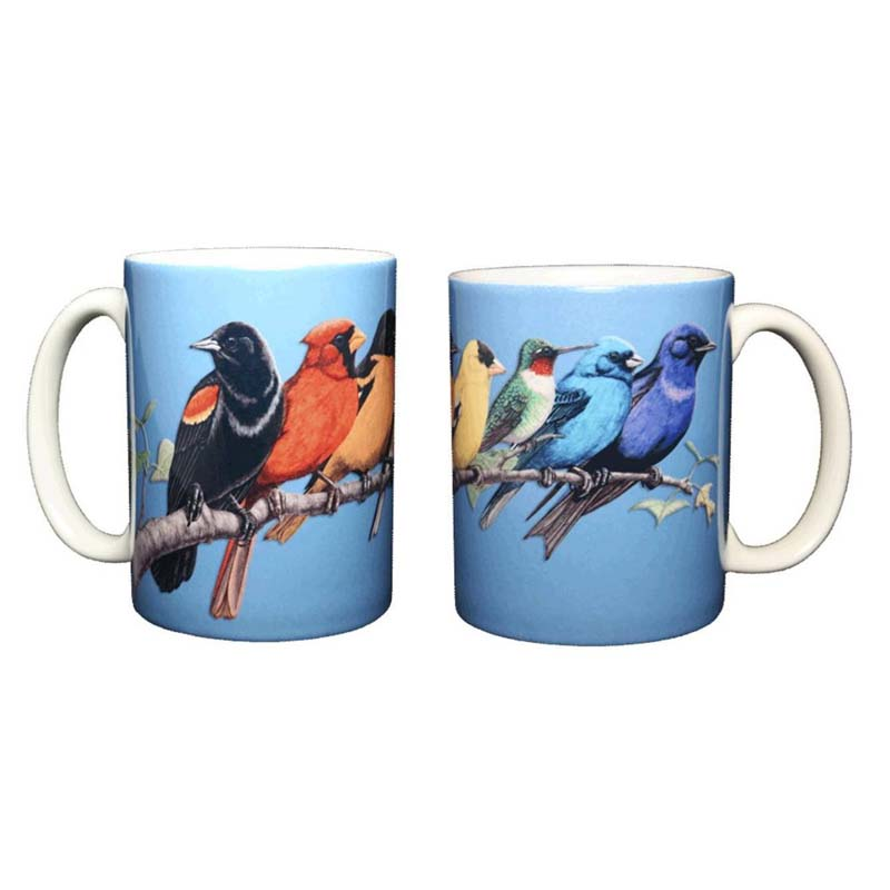 Songbird Spectrum - Mug