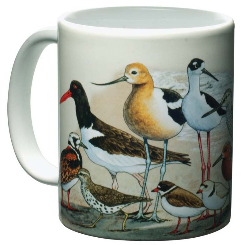 Shorebirds - Mug