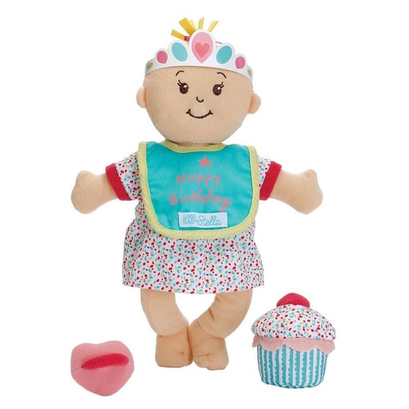 Wee Baby Stella - Sweet Scents Birthday Set