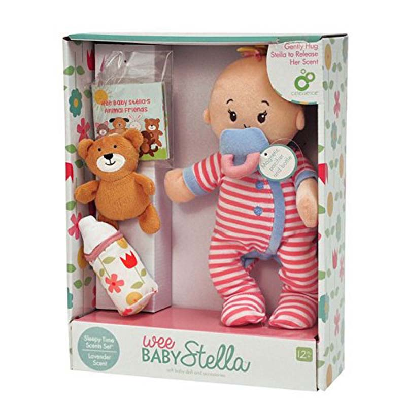 Wee Baby Stella - Sleepy Time Scents Set