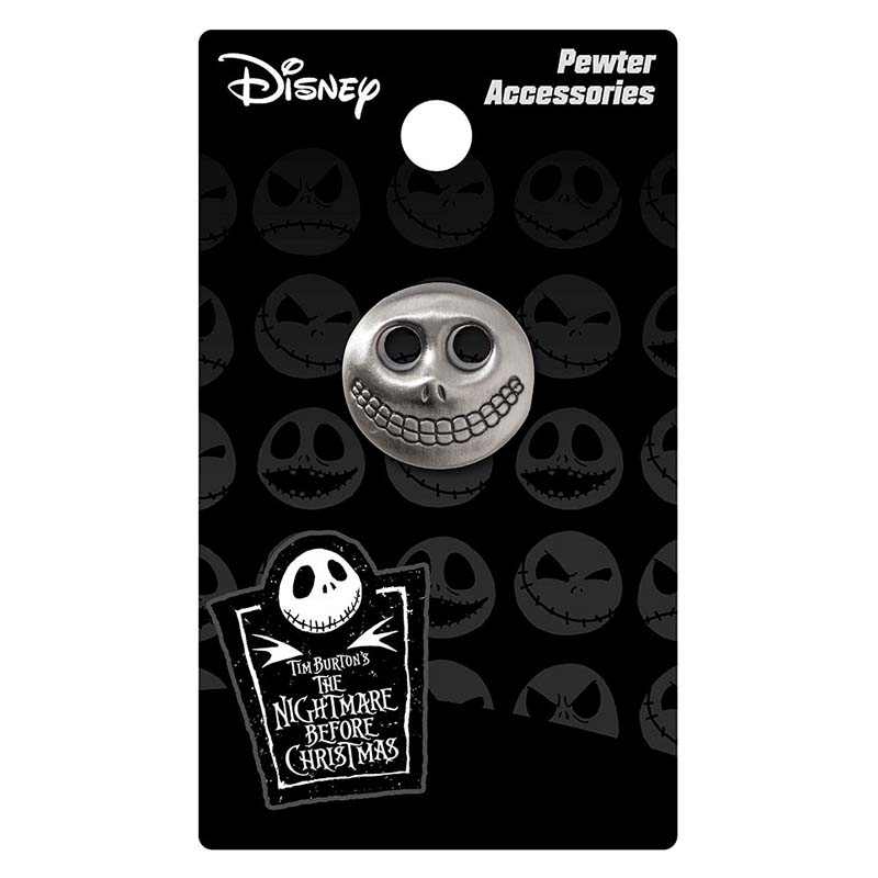 Lapel Pin - Nightmare Before Christmas - Barrel Mask