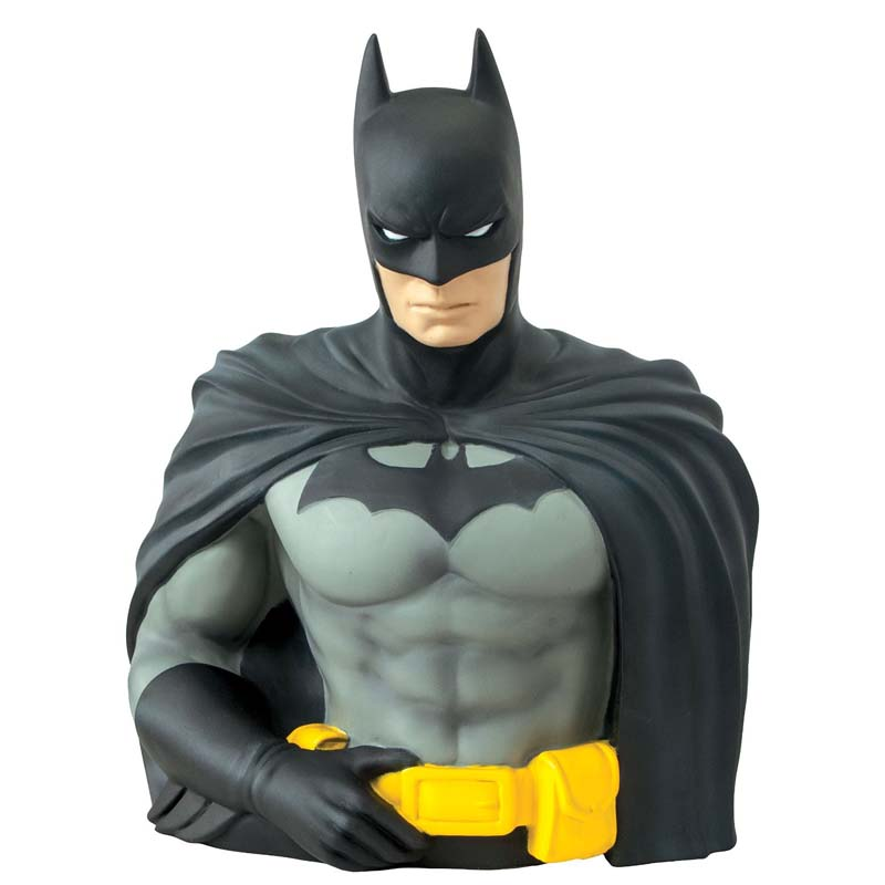 Bust Bank - DC Comics - Batman