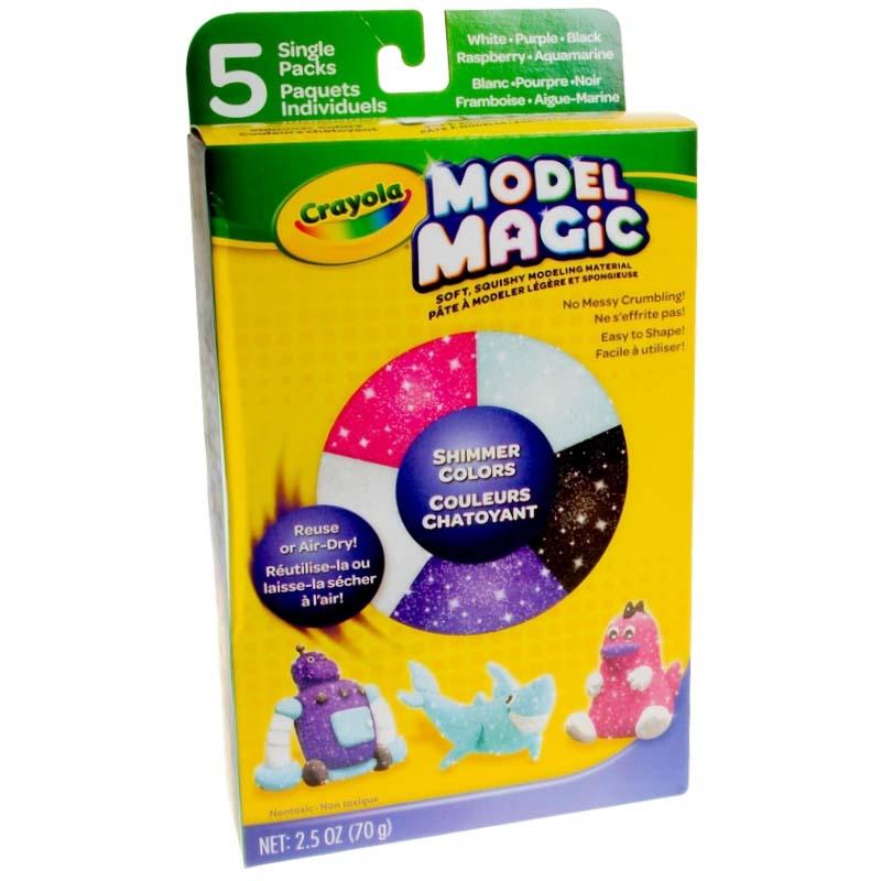 Crayola: Model Magic - Shimmer Colors