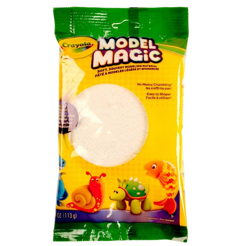 Crayola: 4 oz. Model Magic Pouch - White