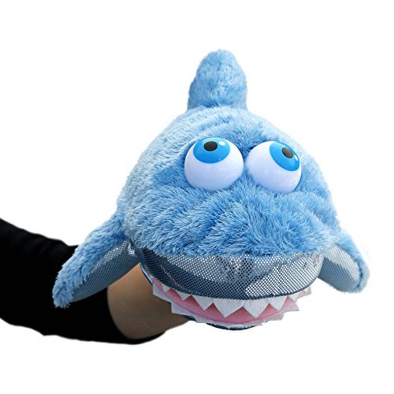 Sharky - Body Puppet