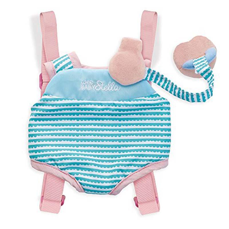 Wee Baby Stella - Travel Time Carrier Set