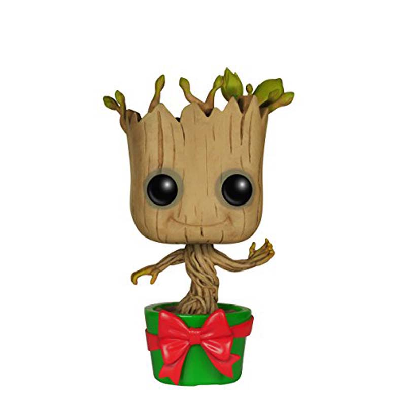POP Marvel: Guardians of the Galaxy - Holiday Dancing Groot