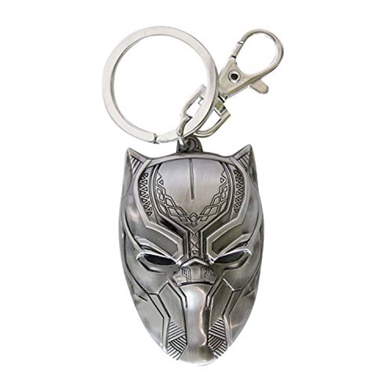 Key Ring - Marvel - Black Panther