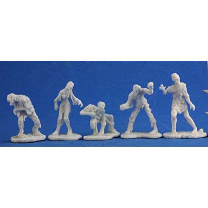 Bones : Zombies! (5)