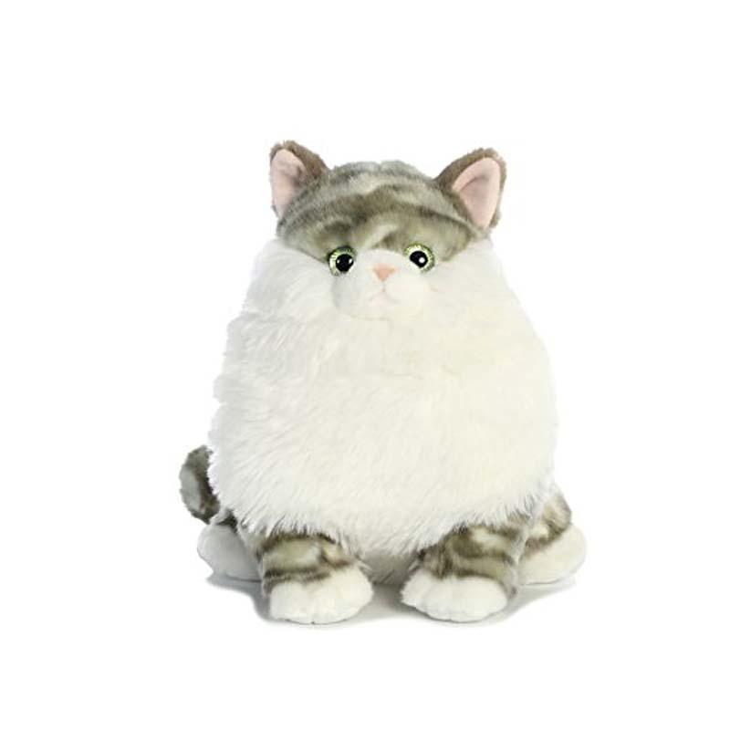 Plush - Cat - Dumpling Tabby  - Fat Cat
