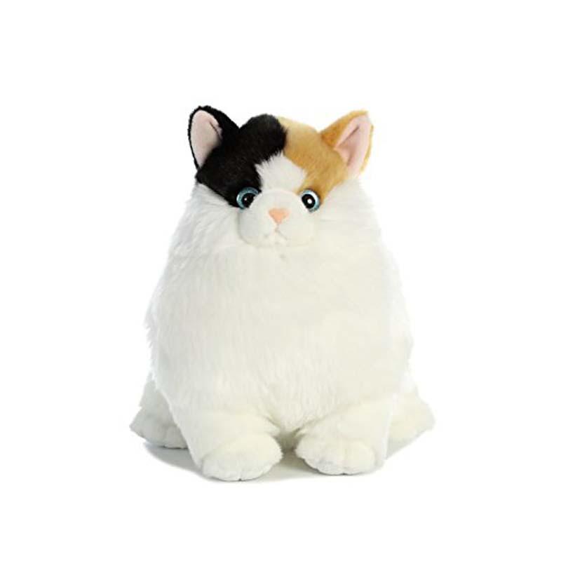 Plush - Cat - Munchy Calico - Fat Cat