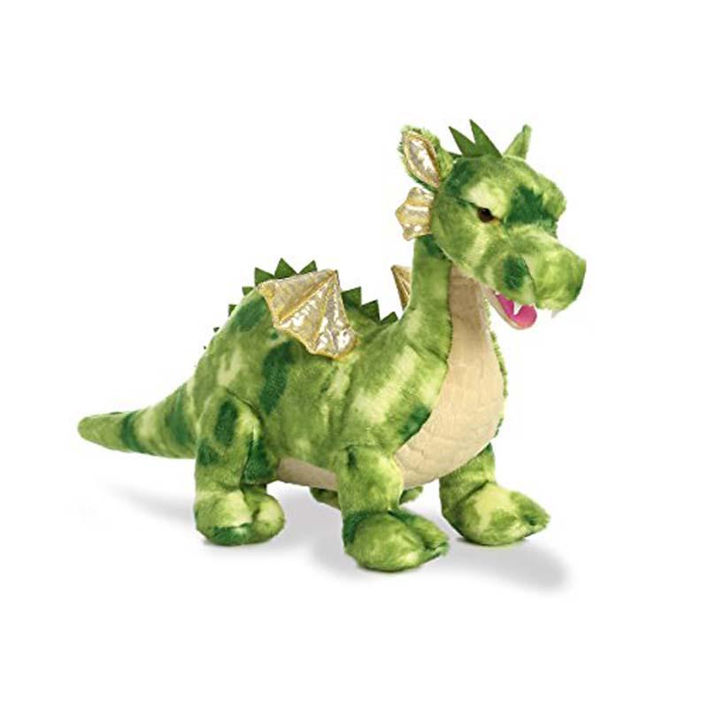 "Plush - Dragon - Vollenth The Green - 18"""
