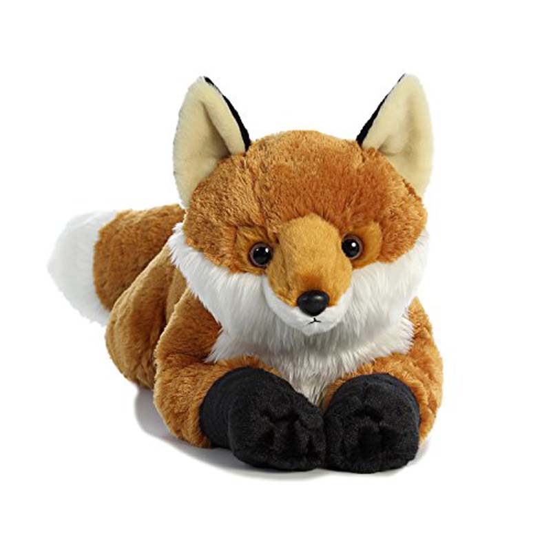 Plush - Fox - Super Flopsie - 27""