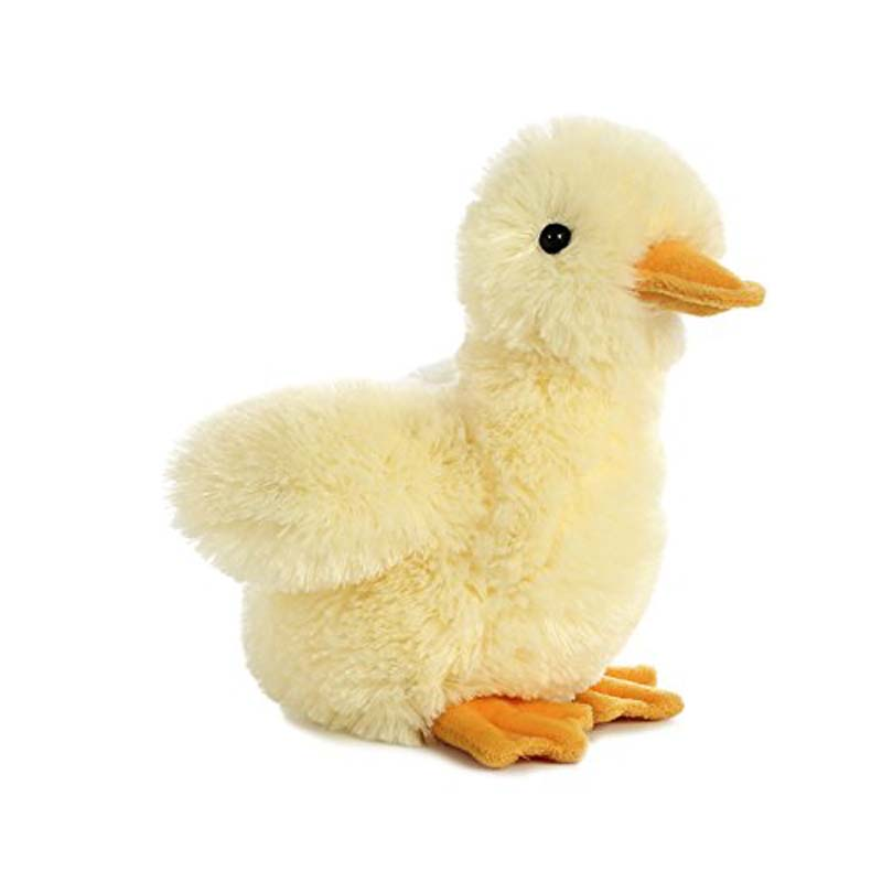 Plush - Duckling - Mini Flopsie - 8""