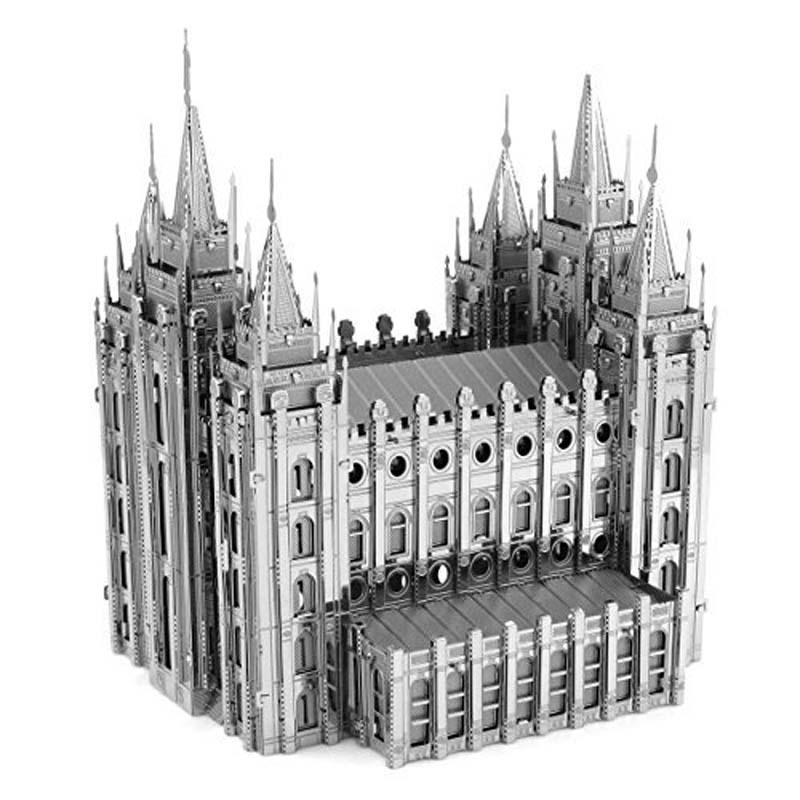 Metal Earth Iconx: Salt Lake City Temple