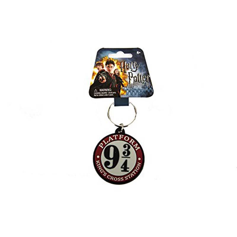 Key Ring - Harry Potter - 9 3/4 Platform