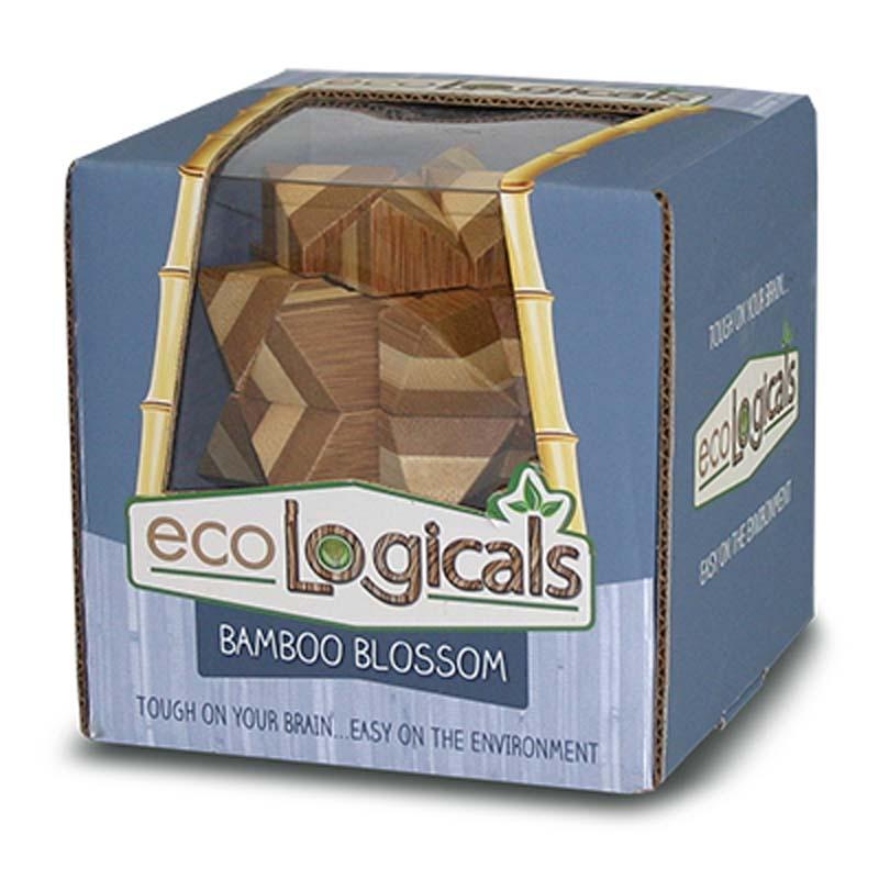 Eco Brainteaser - Bamboo Blossom