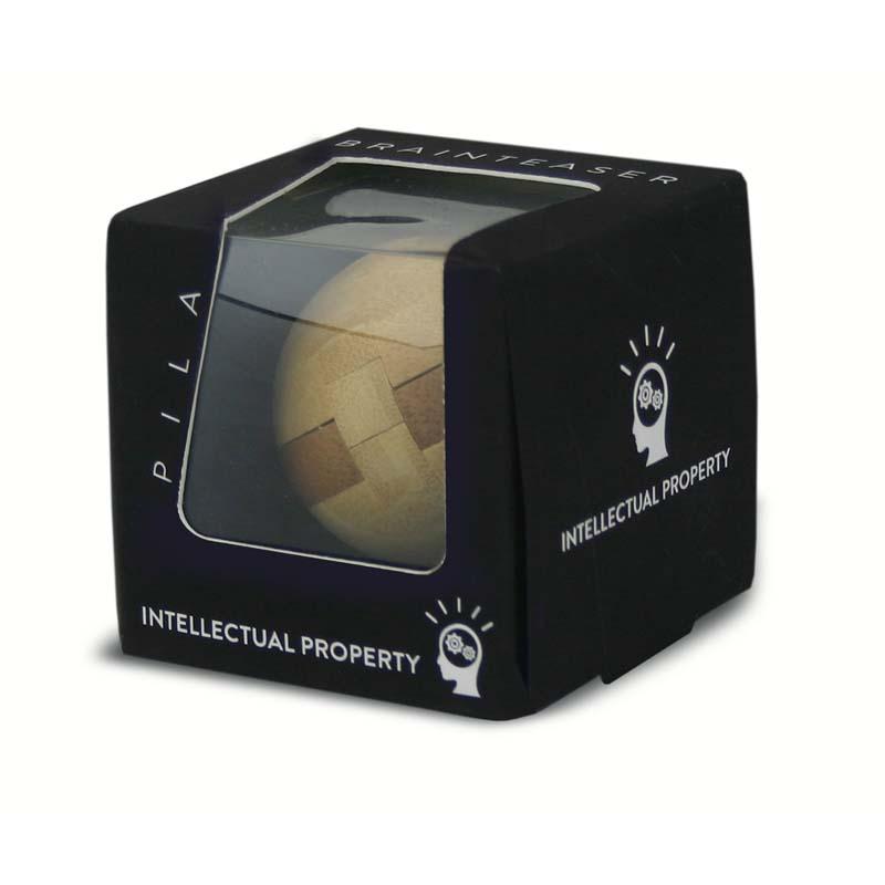 Brainteaser Wooden Puzzle - PILA (MINI)