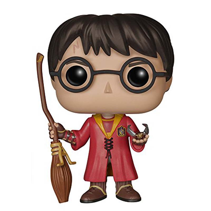 POP Movies: Harry Potter - Quidditch Harry