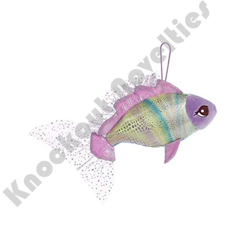 """Sea Sparkles Fancy Fins Fish Pualani 9"""""""
